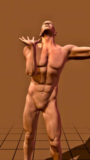 stehend - Einarmer kurzer Arm